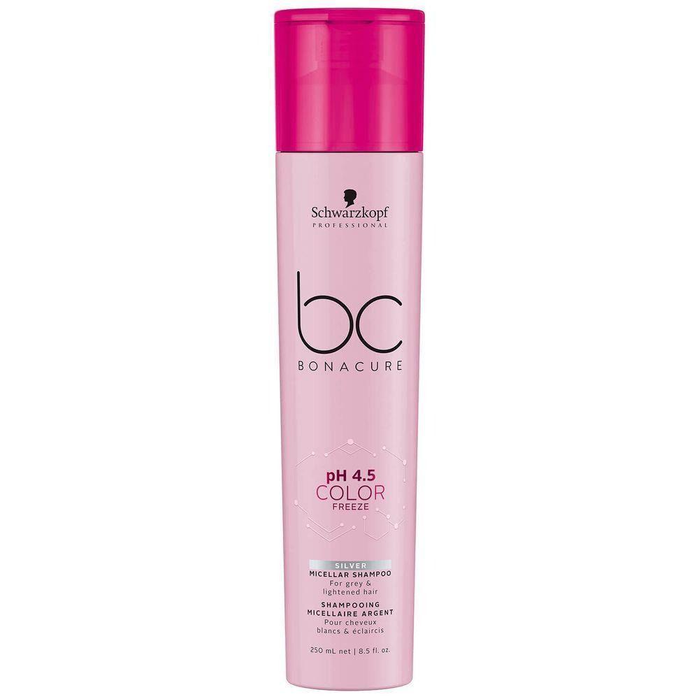 Schwarzkopf pH 4.5 Color Freeze - Shampoo Micelar Silver 250 ml