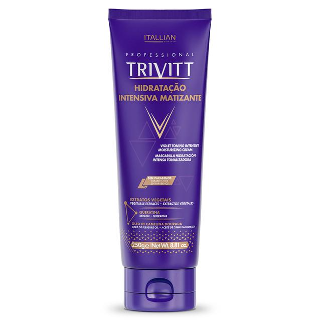 Trivitt Matizante Máscara Hidratação Intensiva 250ml