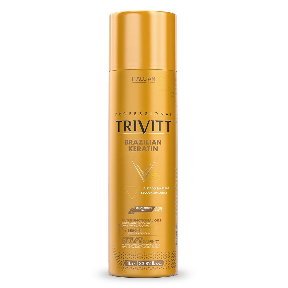 Trivitt Pós Quimica Uso Frequente Shampoo - 1000ml
