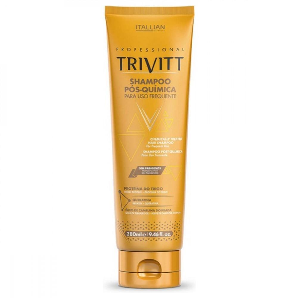 Trivitt Pós Quimica Uso Frequente Shampoo  280ml