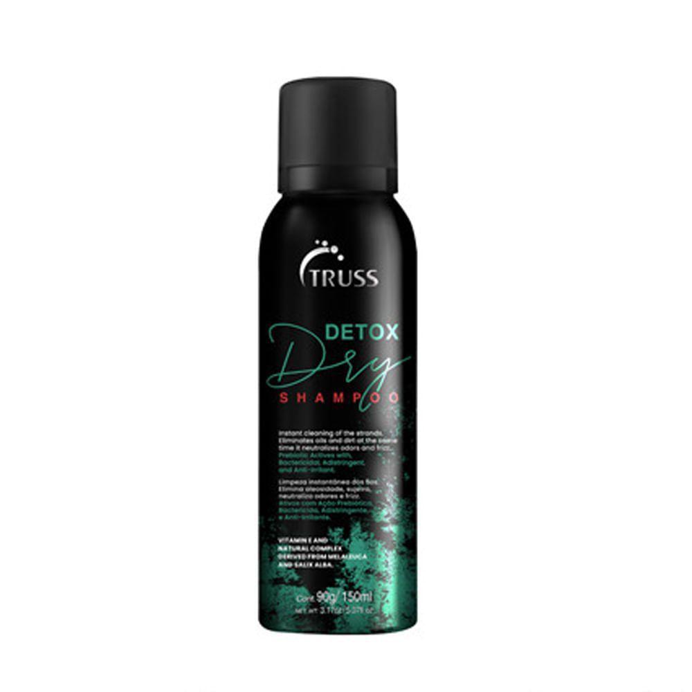 Truss Dry Detox Shampoo a Seco 150ml