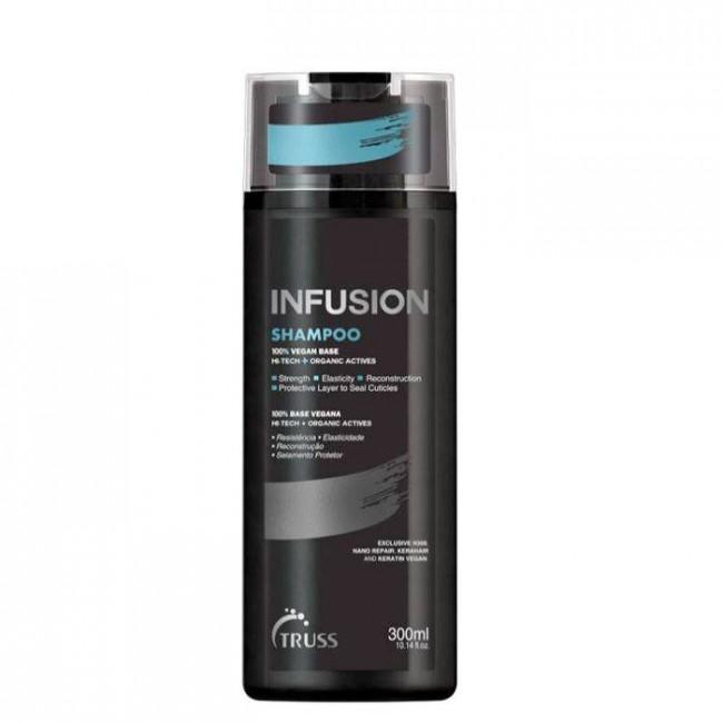 Truss Infusion Shampoo  Anti frizz 300ml