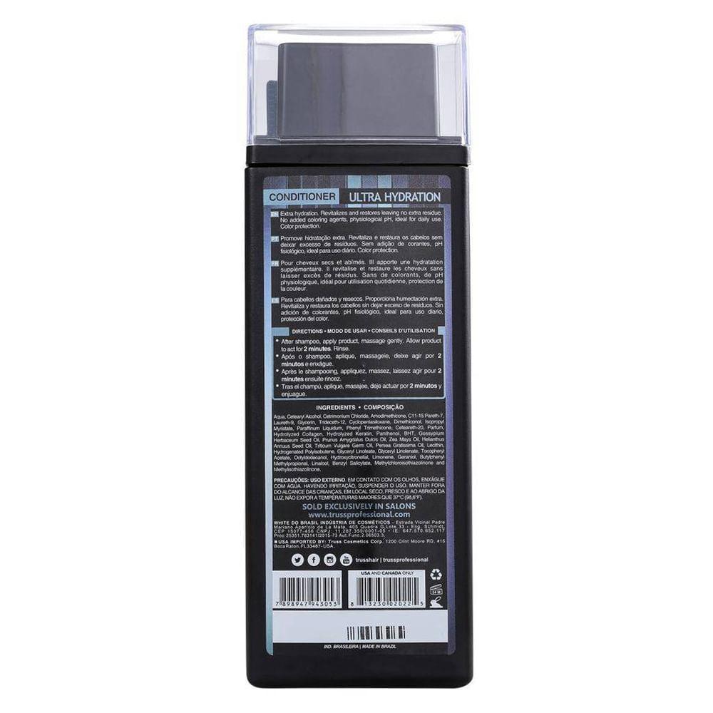 Truss Ultra Hydrate  Condicionador 300ml Hidratação Restauração
