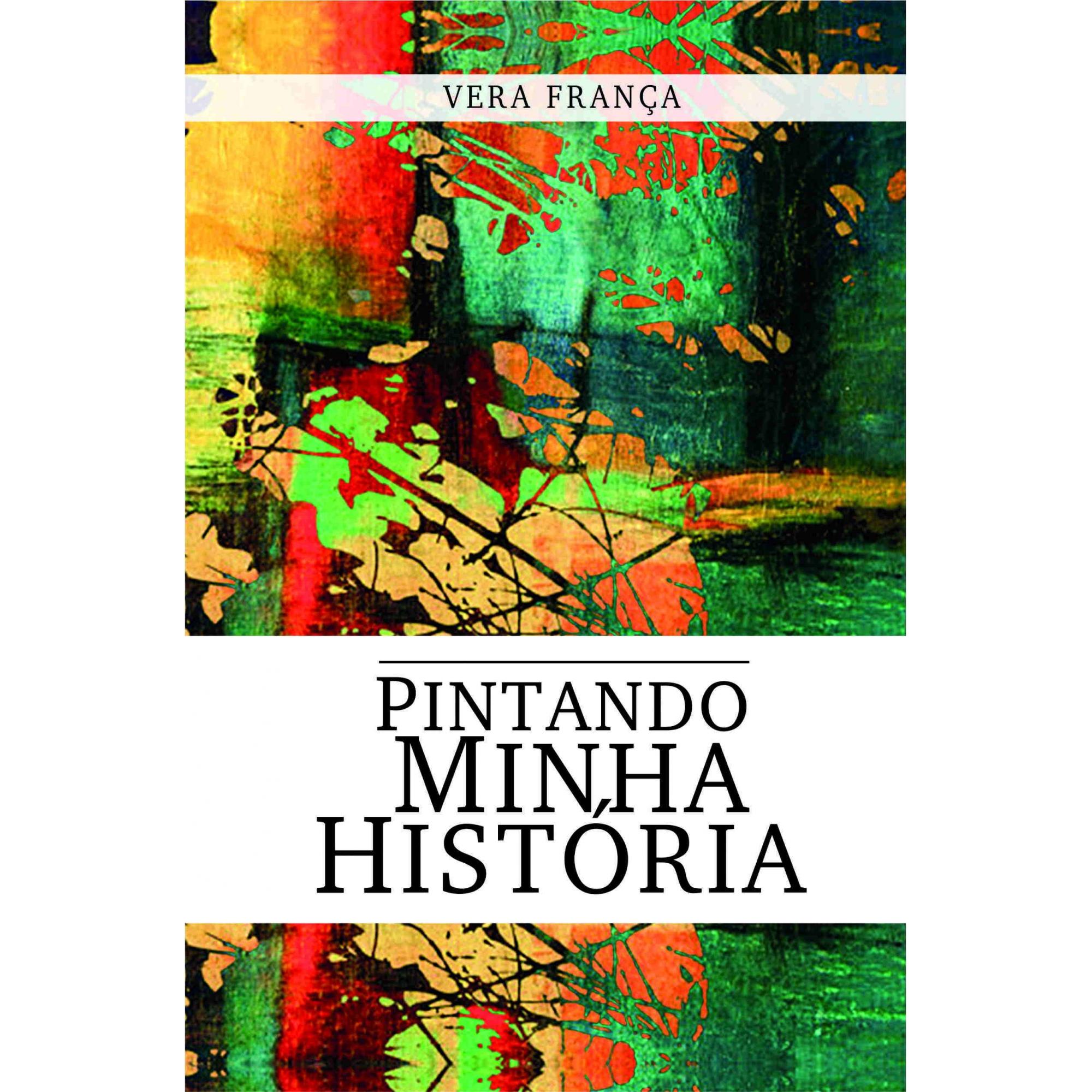 LIVRO PINTANDO MINHA HISTÓRIA