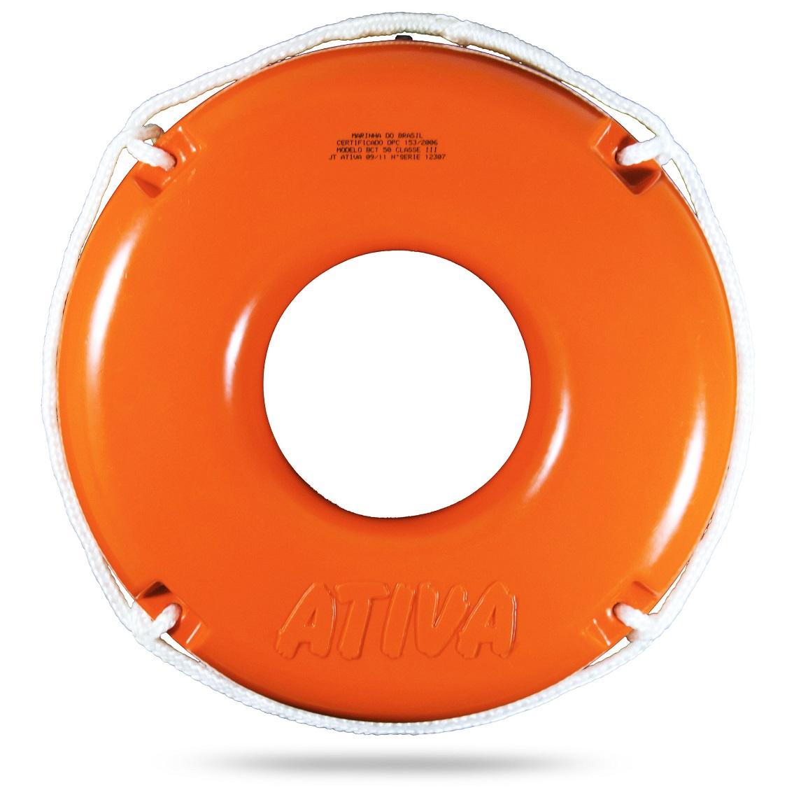 Bóia Circular Classe III 50cm Ativa