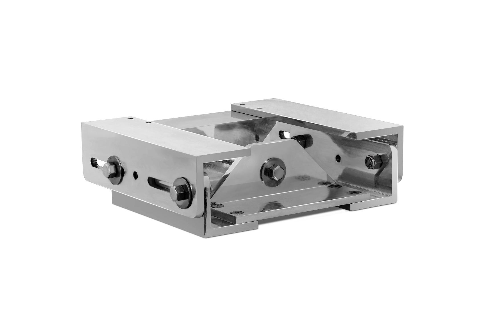 Suporte para Motor de Popa (Jack Plate) Alumínio 6 polegadas SPN
