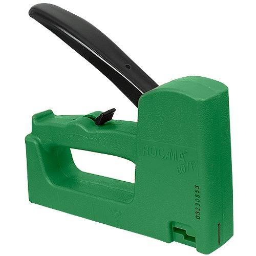 Grampeador e Pinador para Tapeceiro - Rocama - 80/F