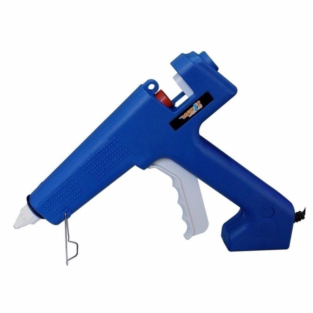 Pistola de Cola Quente em Bastão 80W Profissional Bivolt Waft 6015