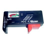Testador de Pilhas e Baterias de 1,5V e 9V - Western - BT-2
