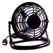 Ventilador de Mesa com Alimentação USB Silencioso - Lileng - 816
