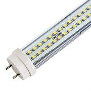 Lâmpada Tubular de LED Substitui a Fluorescente 9W Bivolt T8 6400k Branca DS2592