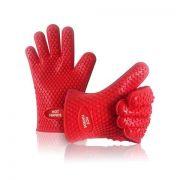 Par de Luvas de Silicone para Culinária Hot Hands 17206-1