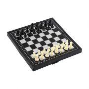 Jogo 3x1 Tabuleiro de Xadrez, Damas e Gamão Imantado XM-54