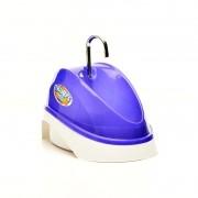 Fonte Bebedouro para Gatos Água Corrente Roxo 220V Truqys Pet 1800RX