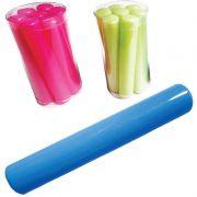 7 Cubos / Barra de Gelo Reutilizáveis para Garrafa Artificiais Coloridos Wincy CLA0219