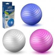 Bola Suiça para Pilates Exercícios de Ginástica 25cm Western FIT-34