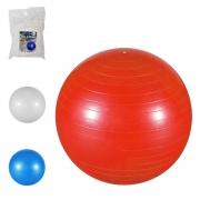 Bola Suiça para Pilates Exercícios de Ginástica 55cm Western FIT-17