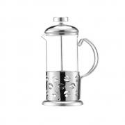 Cafeteira Prensa Francesa 350ml Vidro / Inox Wincy IXB09005