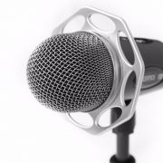 Microfone com Redução de Ruído de Mesa com Tripé Jiaxi SF-403