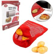 Saco para Assar Batata no Microondas Potato Bag