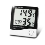 Termômetro de Máxima e Mínima com Higrômetro HTC-1 PDO