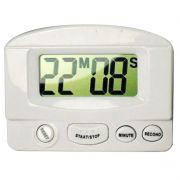 Timer Temporizador para Cozinha Digital Branco 331