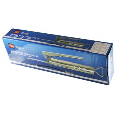 Bomba para Graxa Manual em Alumínio 500ml (500CC) Western CC500