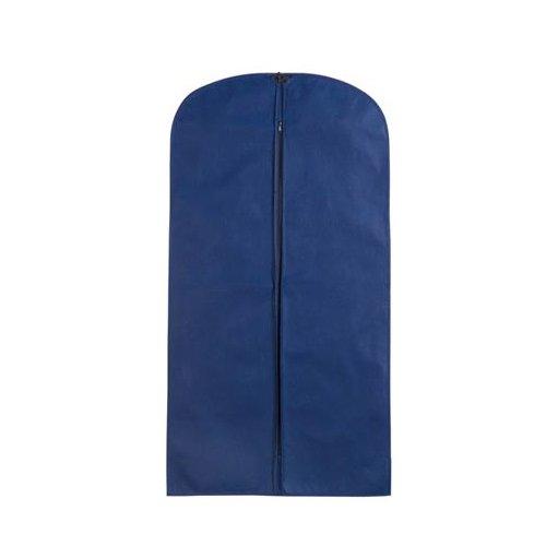 Kit com 3 Capas Protetoras para Terno e Roupas 60x90cm Cores Diversas
