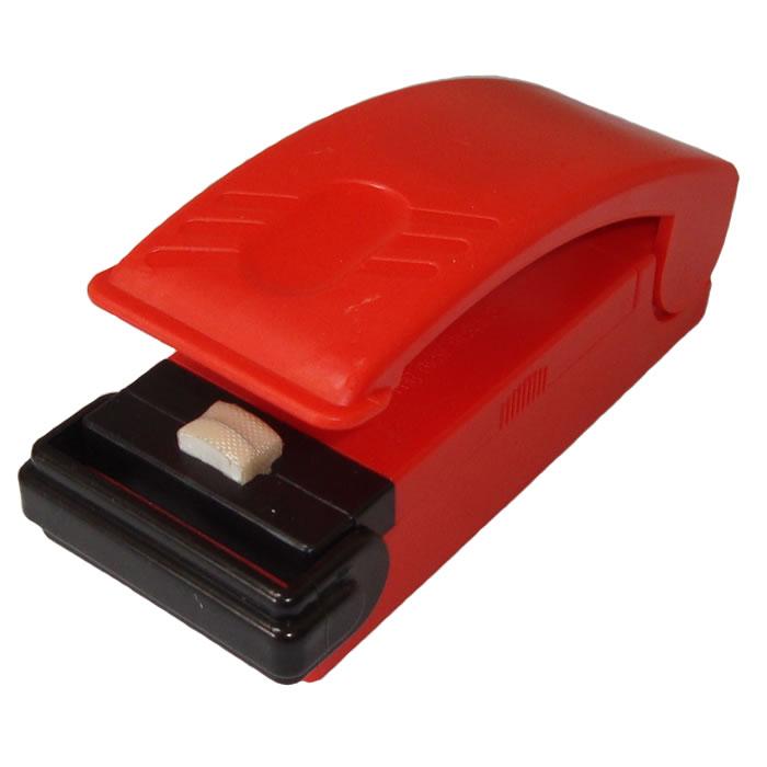 Mini Seladora De Embalagem Plástica Portátil A Pilha 3670