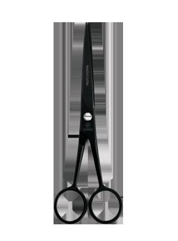 Tesoura para Cabeleireiro Cortar Cabelo Profissional Fio Navalha 5,5´ Linha Bronze Black TE-8003B Mundial