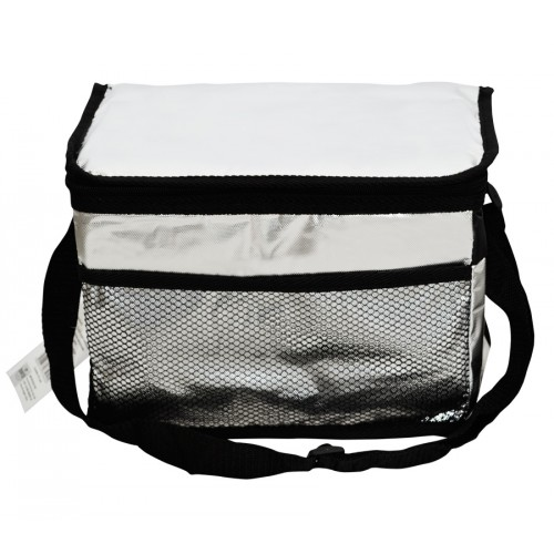 Bolsa Térmica 13 Litros Metalizada com Bolso Externo e Alça Wincy SCB0101