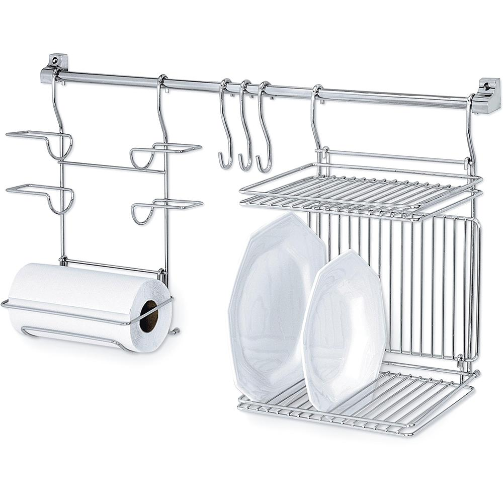 Organizador Suspenso para Utensílios Kitchen Set Kit 3 Passerini 267-9