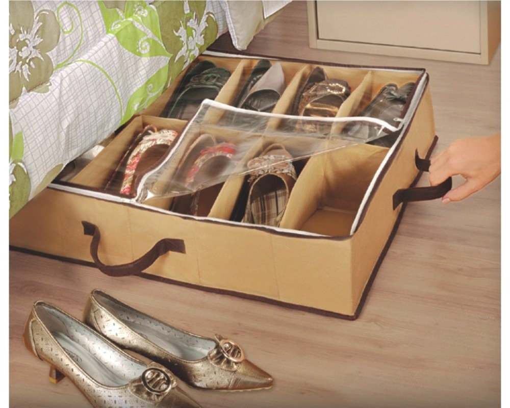 Sapateira Organizadora de Sapatos Com 12 Divisórias Ordene 61600