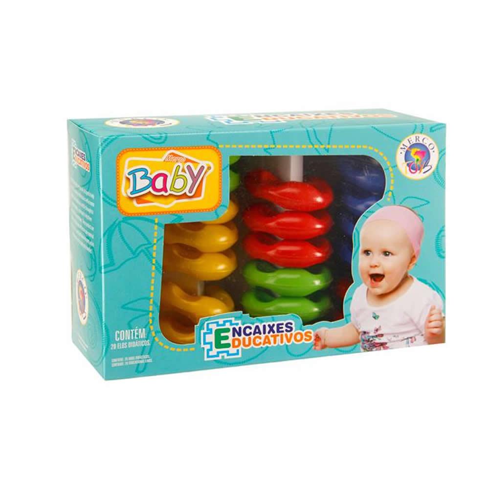 Corrente Didática de Encaixar Mercado Toys 265