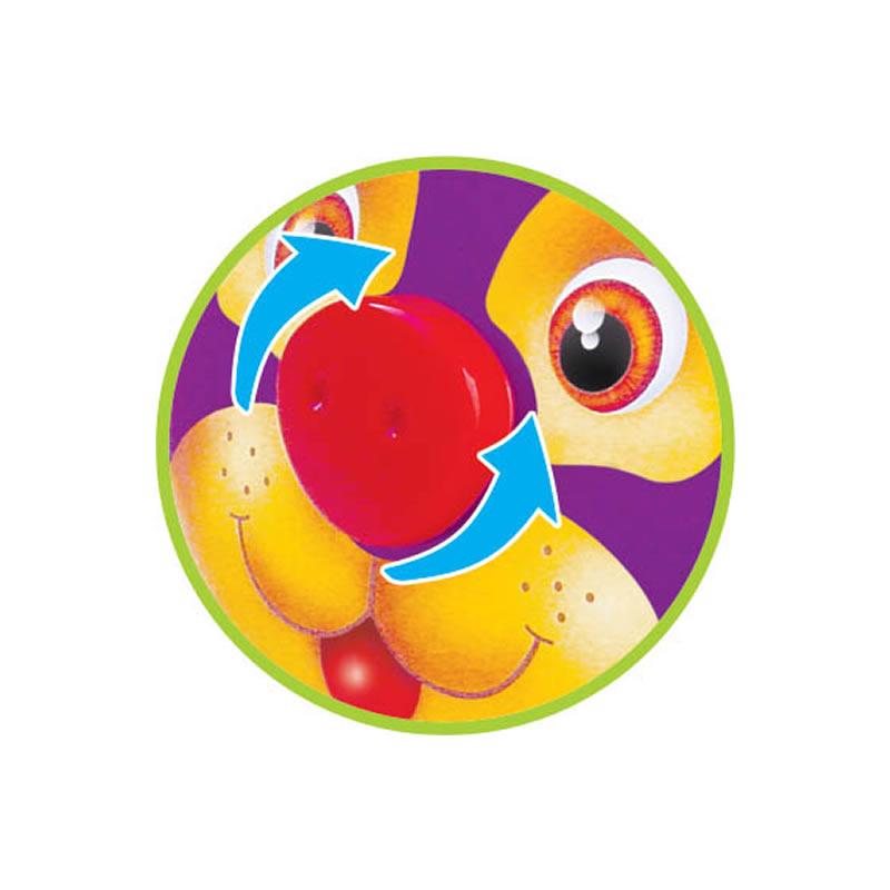 Urso Tomy Didático com Blocos de Encaixar Mercado Toys 285