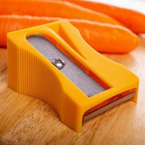 Espiralizador de Legumes + Apontador de Cenouras e Legumes
