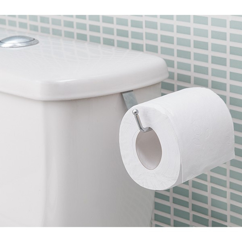 Suporte Papeleira para Rolo de Papel Higiênico para Caixa Acoplada Passerini 372-0