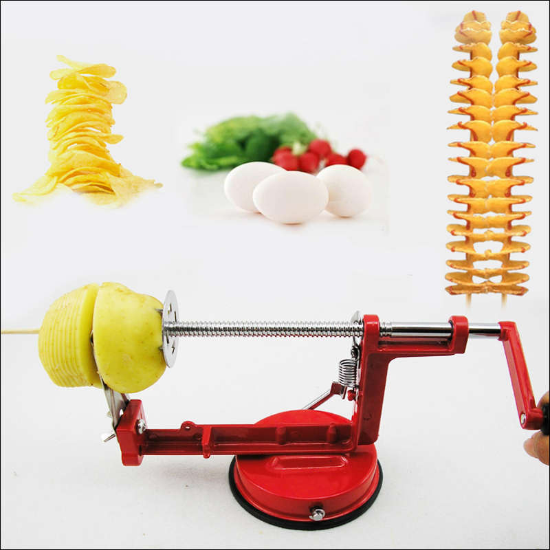 Espiralizador para Batata Frita no Palito e Legumes 1608-12