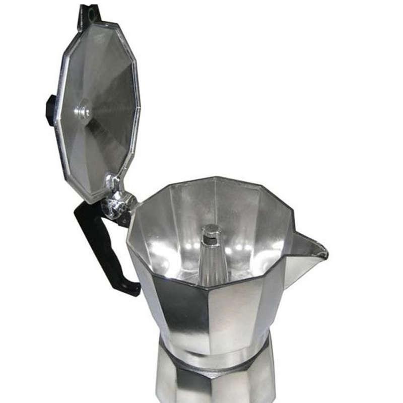 Cafeteira Tipo Italiana 3 Xícaras em Alumínio 123Util UD53