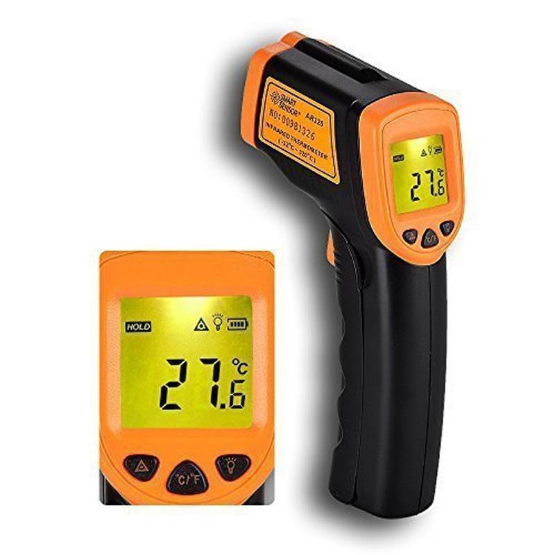 Termômetro Culinário Infravermelho Digital com Laser AR360A