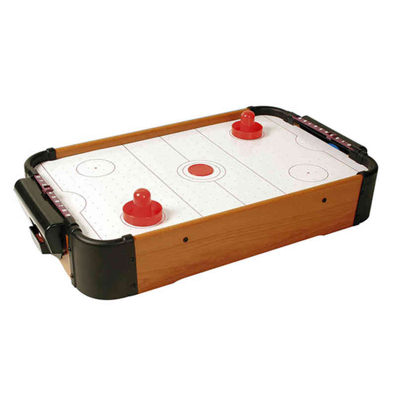 Mini Mesa Air Hockey de Madeira Western PB-24