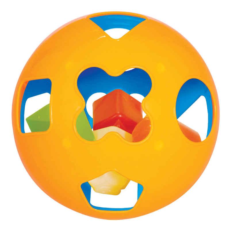 Bola Didática com Blocos de Encaixar Merco Toys 282