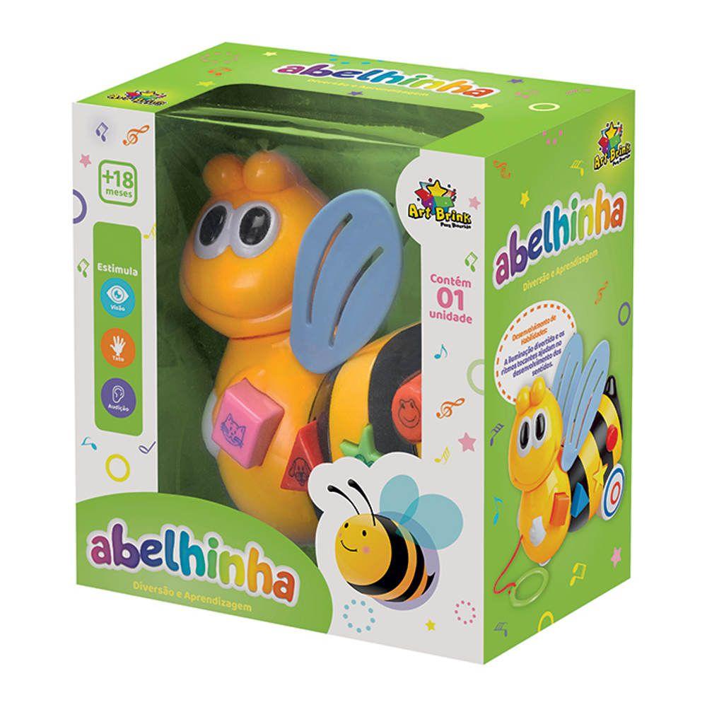 Abelha Musical Educativo com Som e Luz Art Brink 240B
