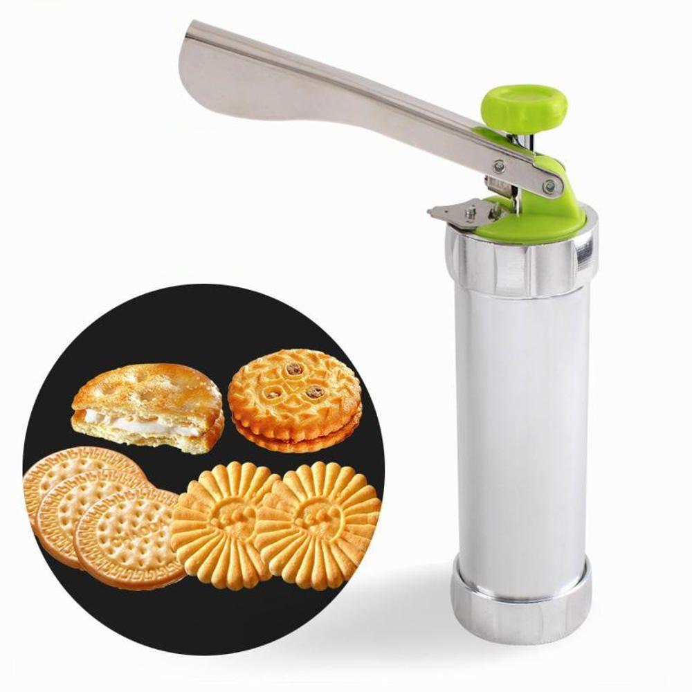 Biscoiteira Máquina para Modelar Bolachas Biscoitos AG8438