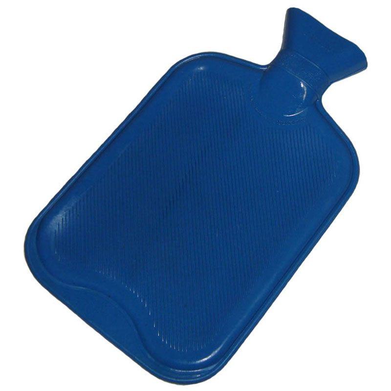 Bolsa Térmica Para Água Quente Em Borracha 1L