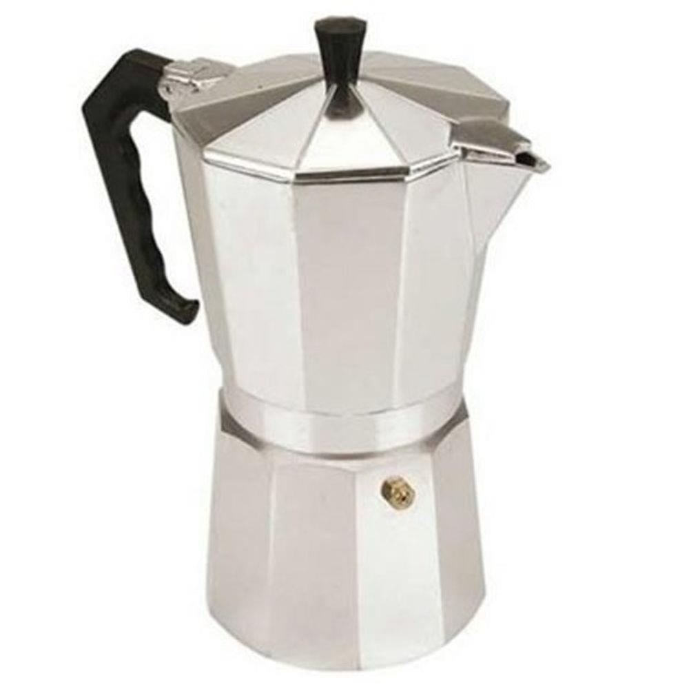 Cafeteira Tipo Italiana 3 Xícaras em Alumínio 811544