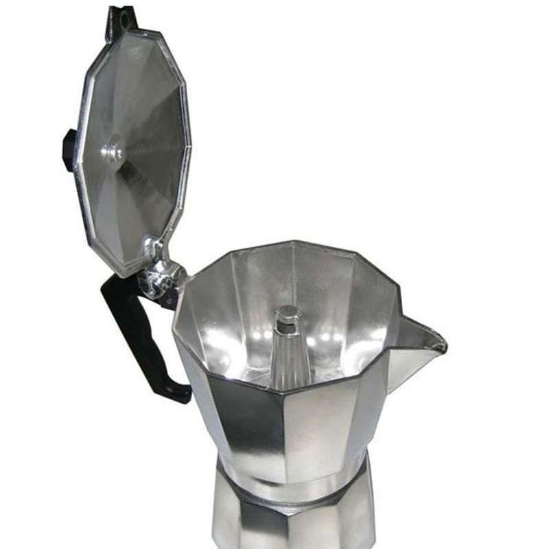 Cafeteira Tipo Italiana 3 Xícaras em Alumínio Dasshaus 117047