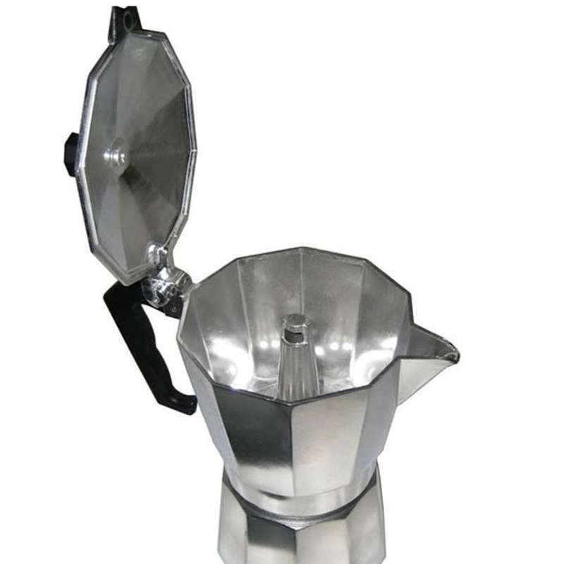 Cafeteira Tipo Italiana 6 Xícaras em Alumínio Fundido AG62526