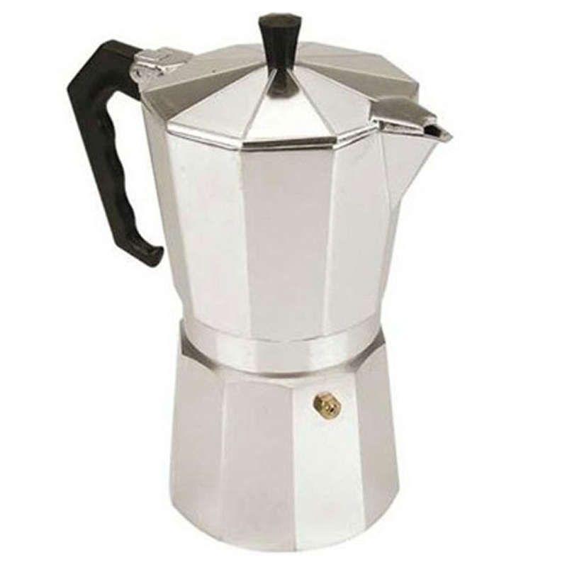 Cafeteira Tipo Italiana 9 Xícaras em Alumínio Dasshaus 115542