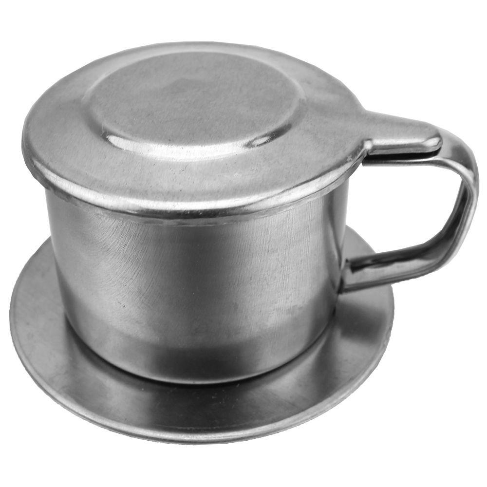 Cafeteira Vietnamita Filtro de Café Gotejador para Barista 1 Xícara